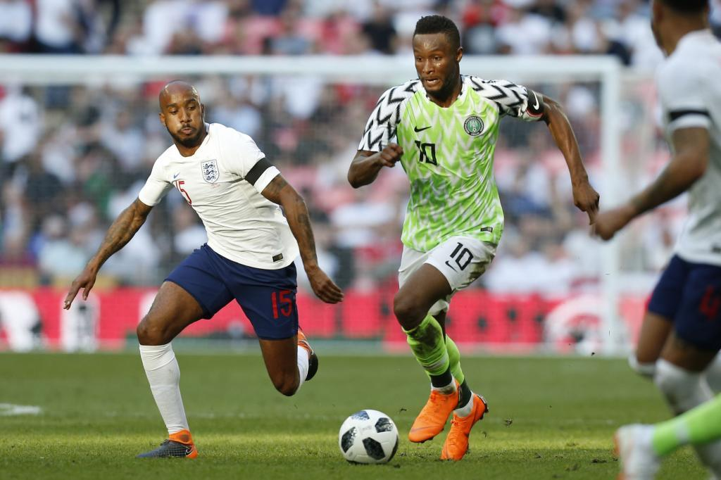 John Obi Mikel (Nigeria). 31