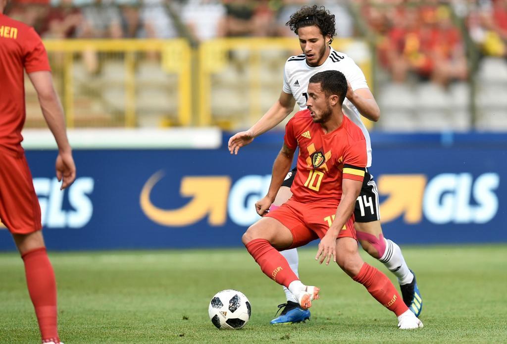 Eden Hazard (Belgium). 27
