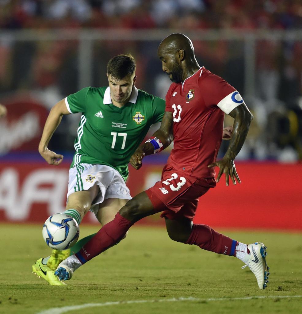 Felipe Baloy (Panama). 37