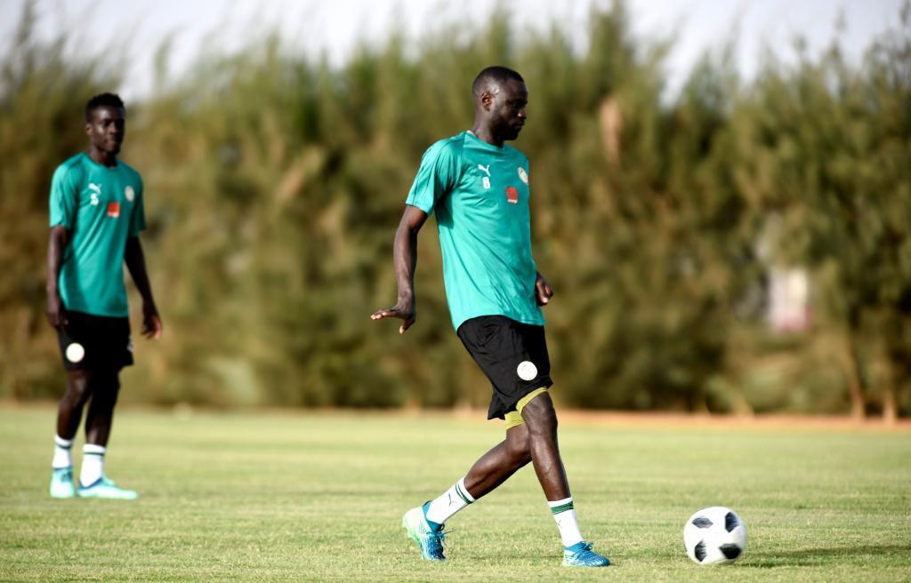 Cheikhou Kouyate (Senegal). 28