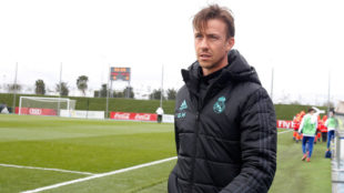 Murcia president: Guti will be the new Real Madrid coach
