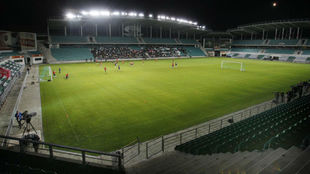 Aspecto de Le Coq Arena, estadio en el que se disputará la Supercopa...