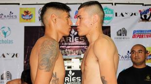 Iván León Benítez vs Ariel Galán Martínez