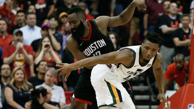 NBA - Jugadores eligen a Harden como el MVP