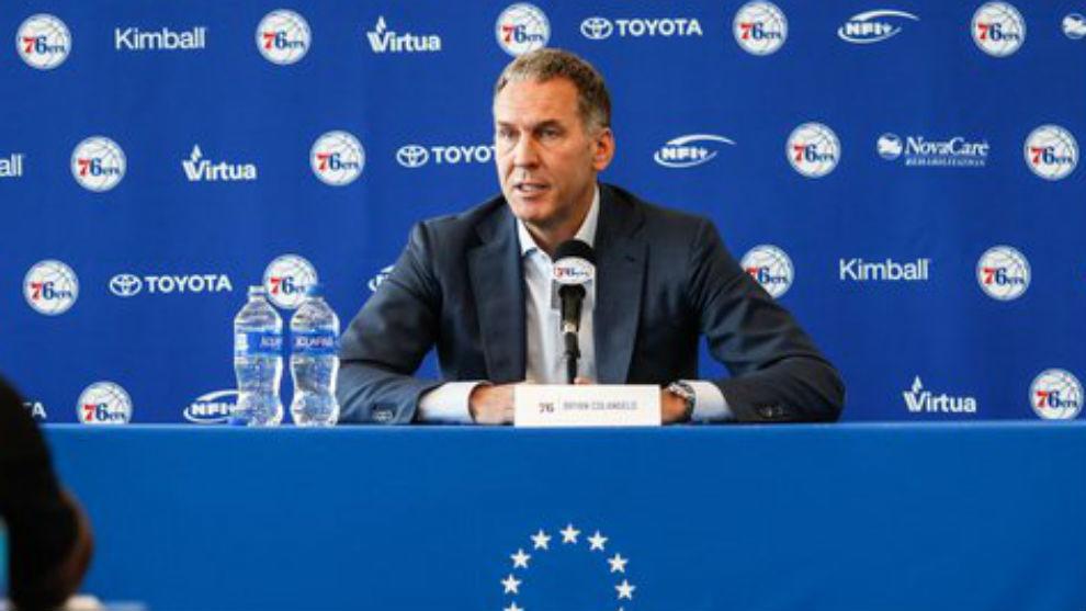 Tras investigación, los 76ers aceptan la renuncia de Bryan Colangelo