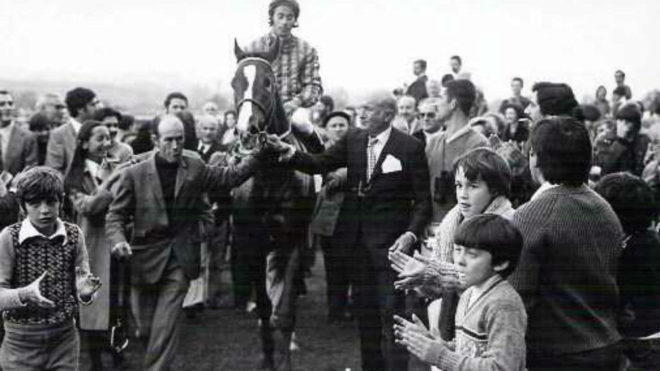 'Rheffissimo', uno de los mejores caballos de la historia.