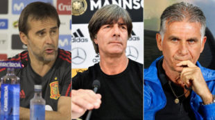 Who are the World Cup's best paid coaches?
