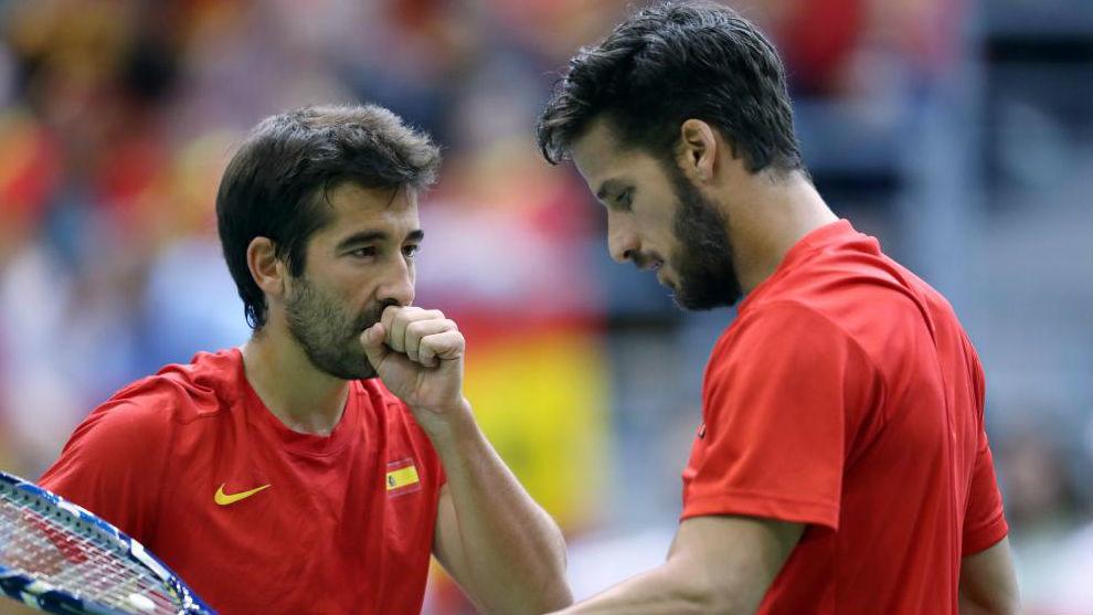 Marc y Feli hablan entre ellos