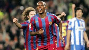 Samuel Eto'o (FC Barcelona)