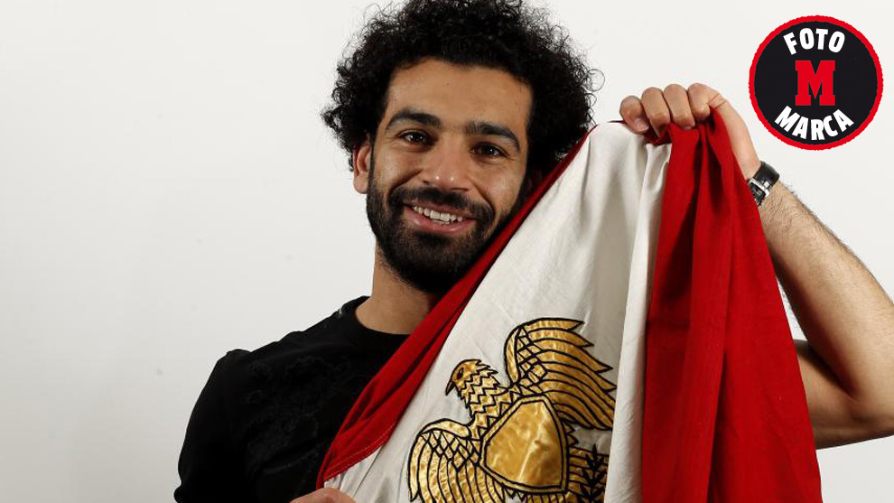 Good news about the Egyptian King Mohamed Salah