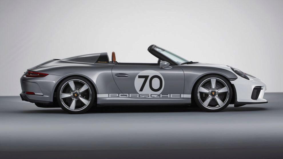 As 237 Es El Porsche 911 Speedster Concept En El D 237 A De Su