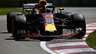 Max Verstappen ha conseguido el mejor tiempo en los dos libres de hoy.