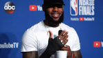LeBron James played most of NBA Finals with significant hand injury