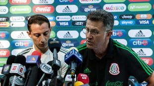 Osorio, con Guardado