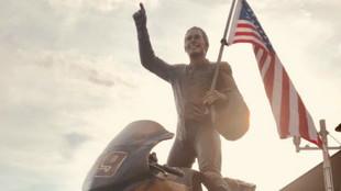 Estatua en honor a Nicky Hayden