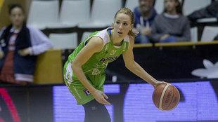 Marta Tudanca, ex jugadora del Araski