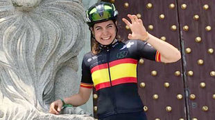 Sheyla Gutiérrez hizo honor a su apodo de 'leona' en China.