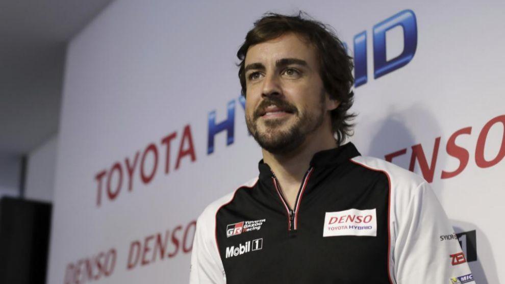 Fernando Alonso, la gran estrella de esta edición.