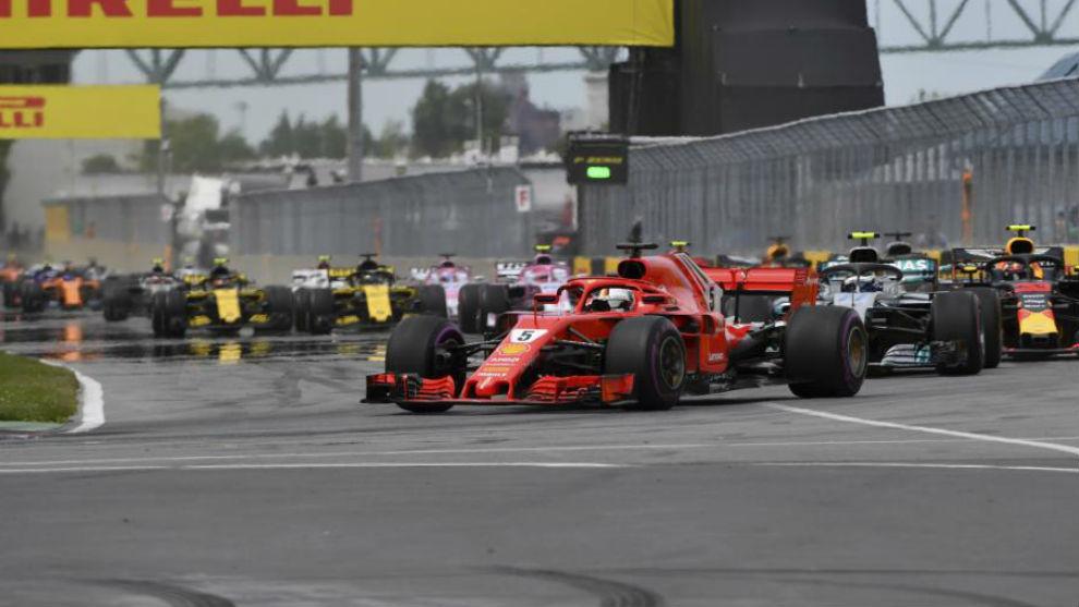| F1 2018 T.22 | 4/11 Sanciones Gran Premio de Canadá (Gilles VIlleneuve) 15286594406701