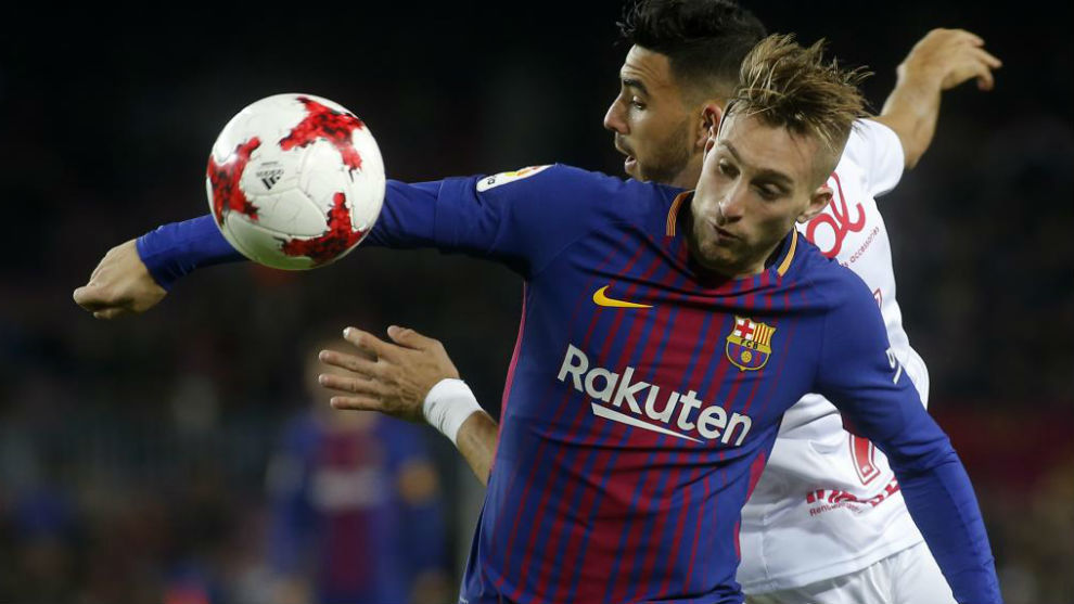Barcelona sell Deulofeu to Watford for €13 million