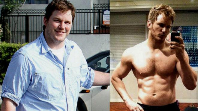 cambio radical perdiendo peso sin brazo
