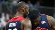 """El consejo de Kobe Bryant a LeBron James: """"Debe descubrir cómo ganar"""""""