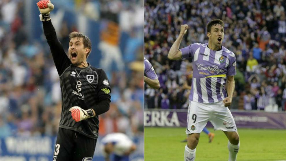 Aitor y Jaime Mata, dos de los pilares de Numancia y Valladolid