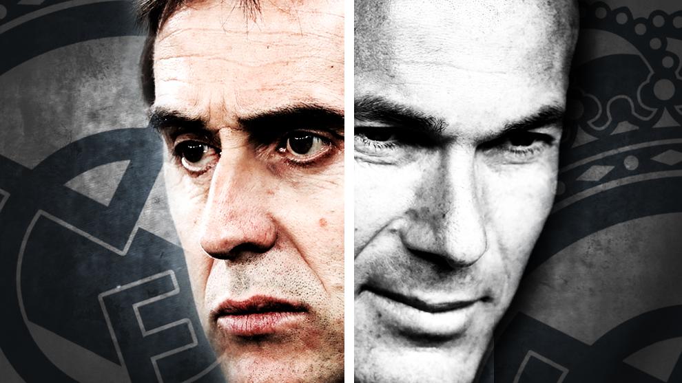 Lágrimas y una contradicción flagrante sobre Lionel Messi — Julen Lopetegui