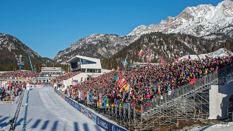 Hochfilzen (Austria) fue sede de un Mundial bajo sospecha en 2017.