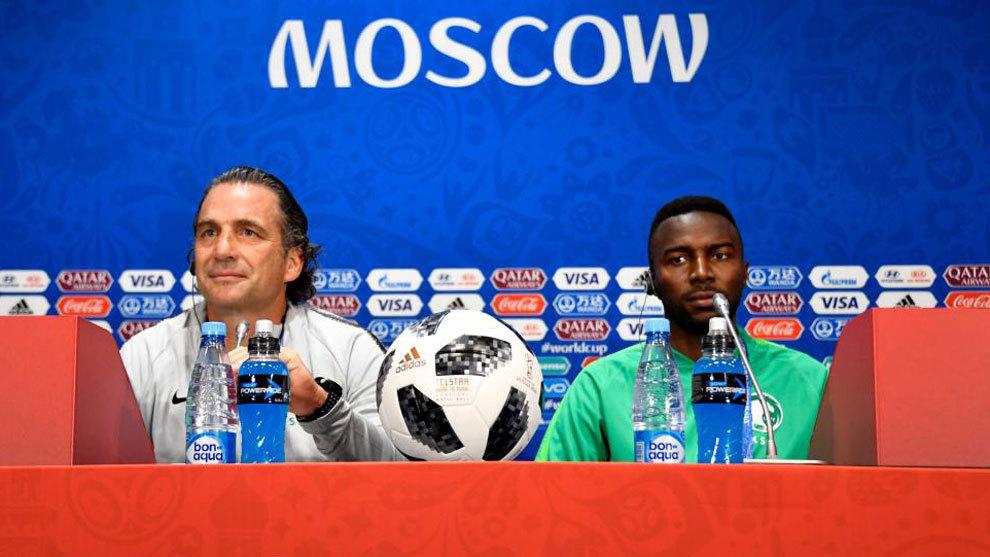Primer gol en Rusia 2018 tardó 12 minutos, obra de Yuri Gazinsky