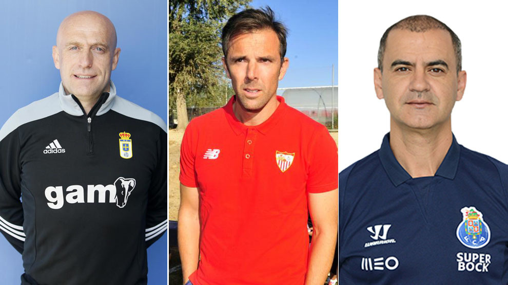 Calero, Marchena and Martinez