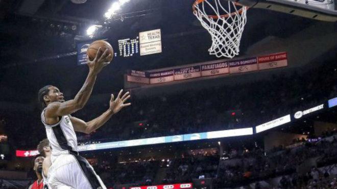 Leonard podría abandonar los Spurs para irse con Lakers