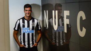 Merino, con el Newcastle