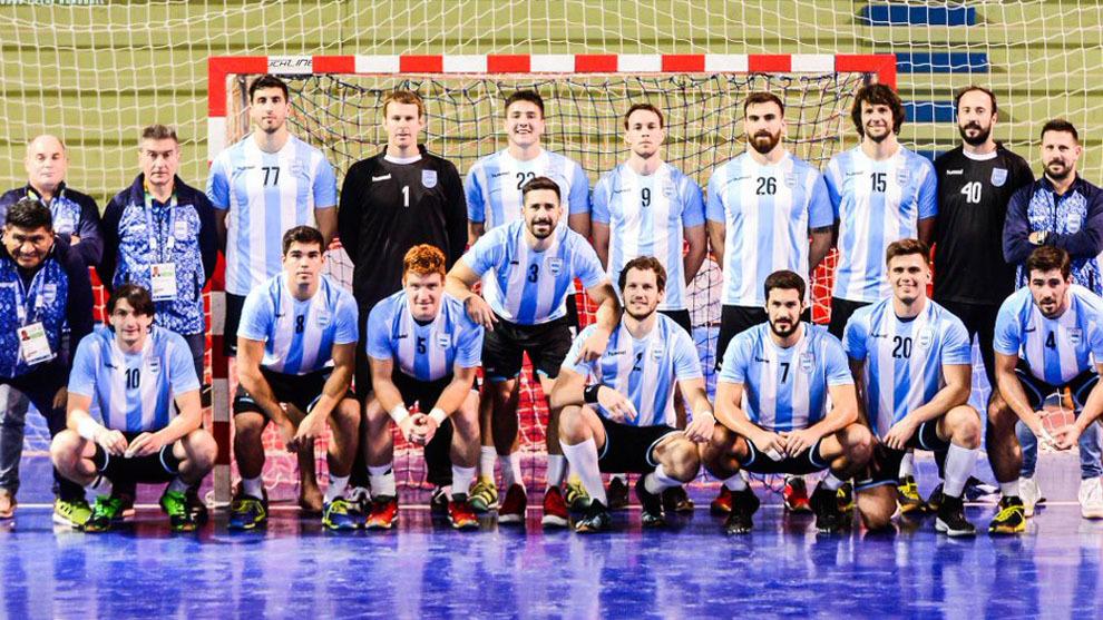 La plantilla de la selección argentina
