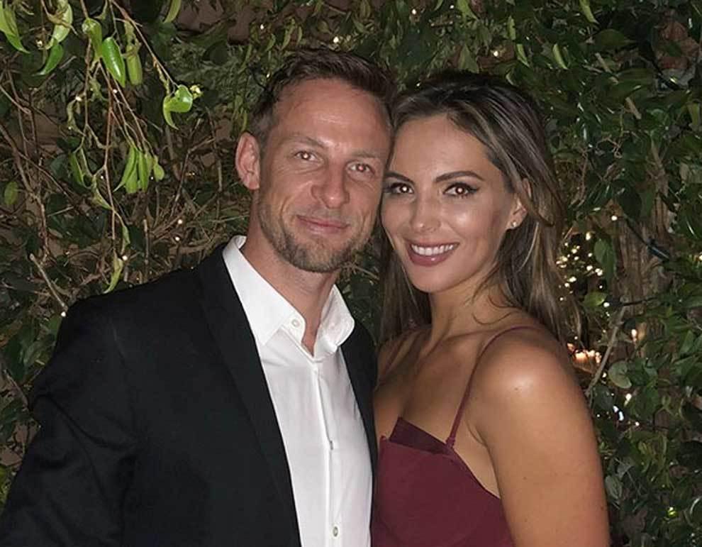 MARCA - Lifestyle: Jenson Button announces his wedding to