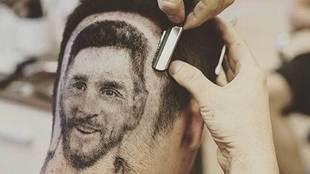 El peluquero serbio Mario Hvala ha creado lo que él define como...