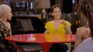 Jada Pinkett Smith, en 'Red Talk Table'