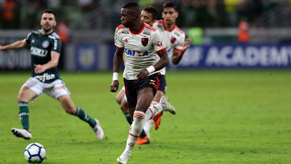 Vinicius Junior.