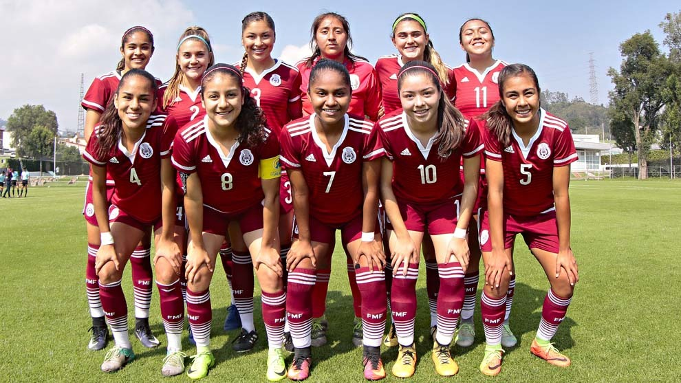 f5dd6b7f0f143 Fútbol Femenil  La Selección Femenil Sub-20 realizará gira por China ...