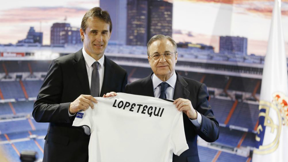 Image result for real madrid new coach