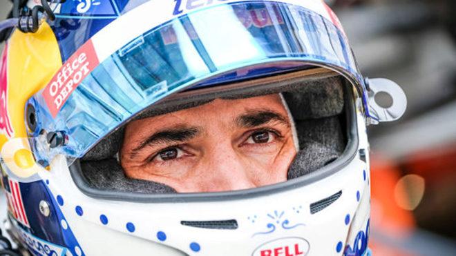 Memo Rojas Jr, piloto mexicano