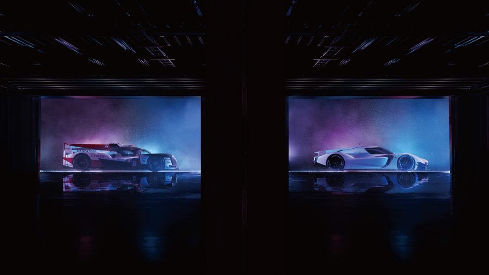 El Toyota GR Super Sport Concept, hoy en Le Mans