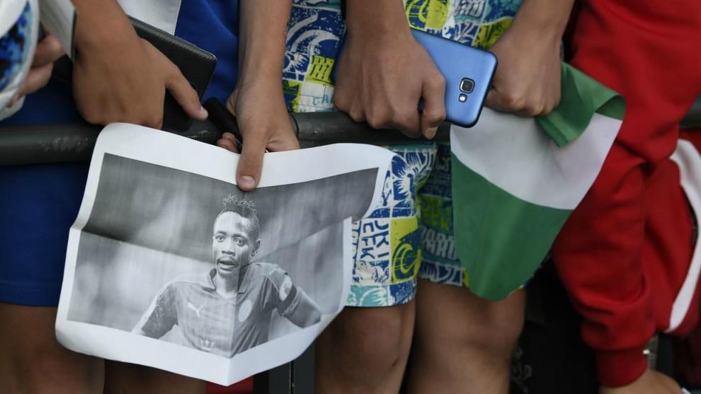 Los aficionados de Nigeria no podrán acudir al estadio con gallinas vivas