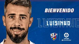 Luisinho seguirá jugando en la máxima categoría del fútbol...
