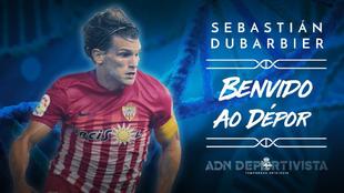 Dubarbier llega con una gran experiencia en la Segunda española