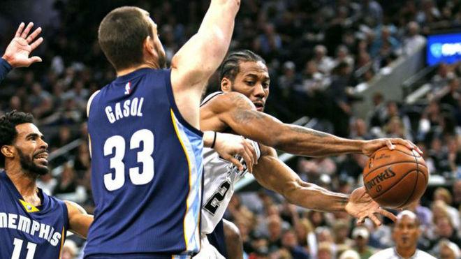 Leonard desea salir de los Spurs e integrarse a los Lakers