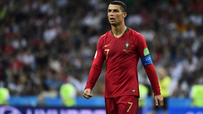 Lập hat-trick vào lưới TBN, Ronaldo nói gì?