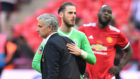 Mourinho: De Gea is my boy, it hurts me to say but he knows it's a bad mistake