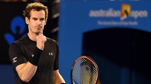 Así fue el regreso del escocés Andy Murray a las canchas