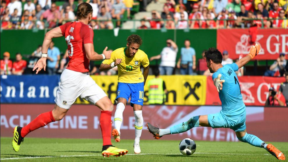 Brasil, el gran candidato, inicia su Mundial ante Suiza - Somos Deporte